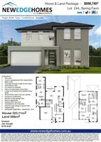 Lot 244 Proposed Road (Spring Farm) SPRING FARM  2570  NSW