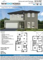 Lot 3134 Proposed Road (Gregory Hills) GREGORY HILLS  2557  NSW