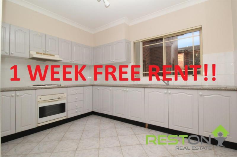 NORTH PARRAMATTA - HUGE TWO BEDROOM APARTMENT! 1 WEEK FREE RENT!!