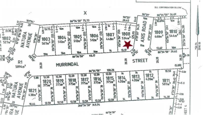 534m2 Corner Block In Riverwalk