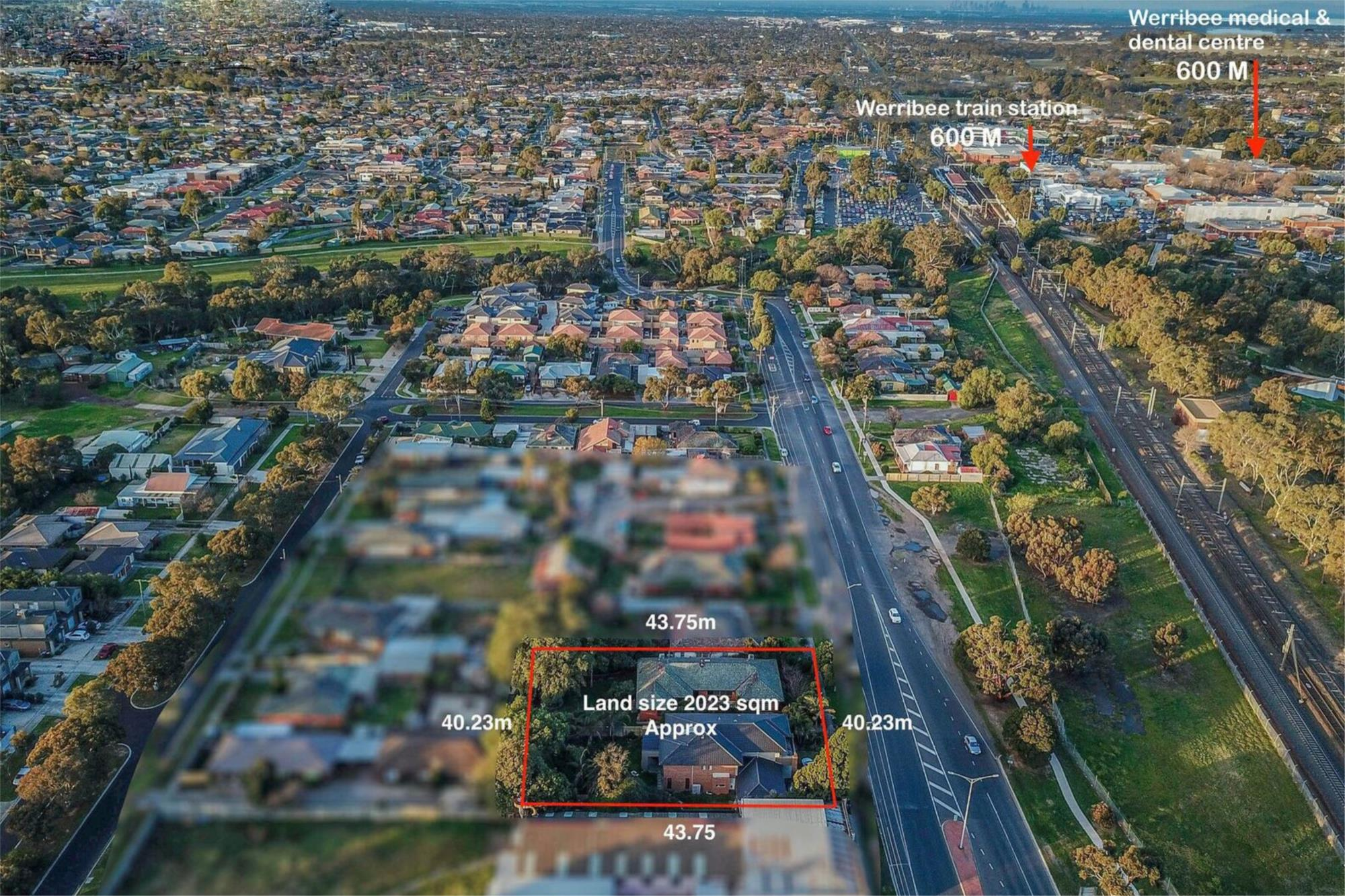 Mixed Use Development Opportunity In Werribee Activity Centre