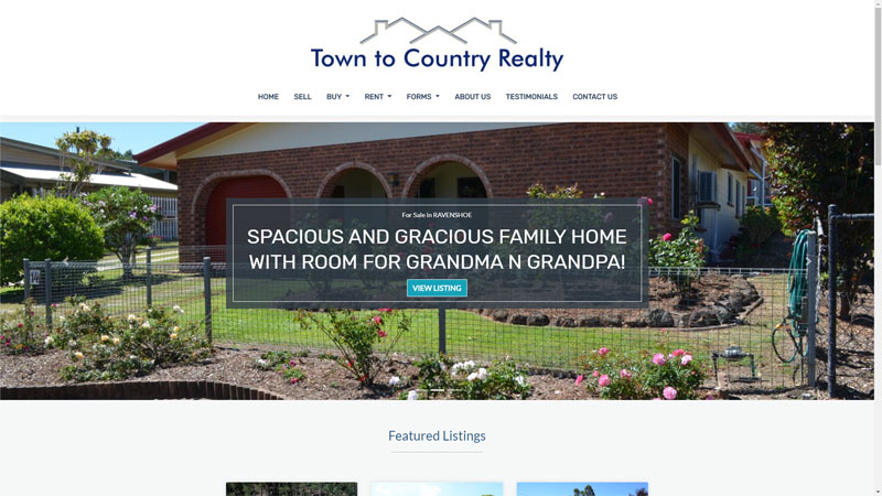 Town to Country Realty